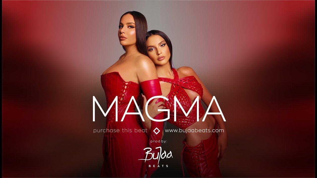 """ MAGMA "" | Reggaeton Turkish Oriental Beat Balkan  Dancehall  Instrumental | Prod by BuJaa BEATS"