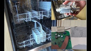 Trying to FIX a Faulty DISHWASHER which Doesn