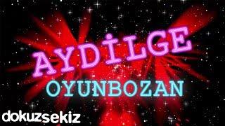 Aydilge - Oyunbozan (Lyric Video)