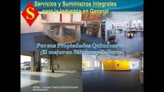 BROCHURE PISOS ELASTOMERICOS Y POLIMEROS SERSIIG