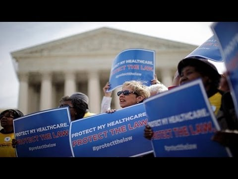 "Supreme Court Decision Good, But Fight for ""Medicare For All"" Continues"