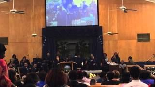 PVMBC Sanctuary Choir - So Amazing by Ricky Dillard