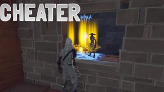 Cheating Scammer Gets Scammed For ALOT! In Fortnite Save The World Pve