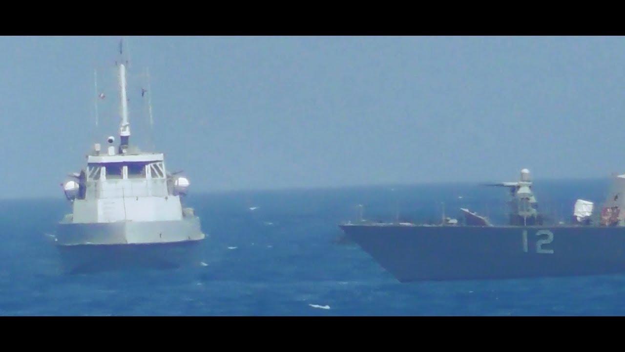 2008 U.S.–Iranian naval dispute