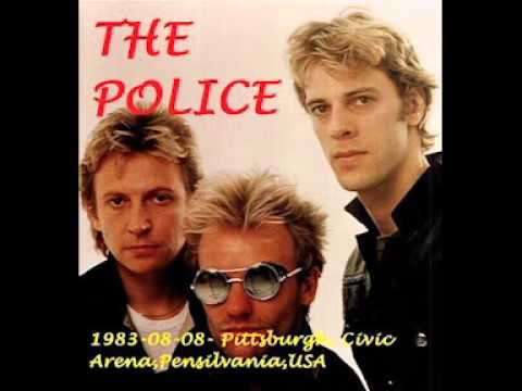 "The Police- 1983-08-08-Pittsburgh, ""Civic Arena"", USA (Full Audio Show)"