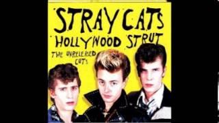Stray Cats - Double Talkin' Baby - Live 1979
