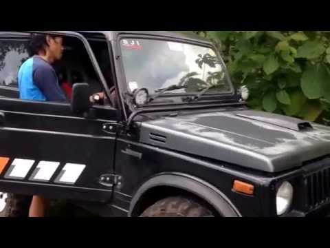 Suzuki Jimny Swap K10 Engine Youtube