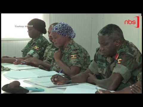 AMISOM Sentences Nine UPDF over Misconduct