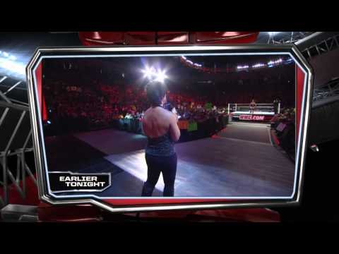 WWE Monday Night Raw En Espanol - Monday, November 19, 2012