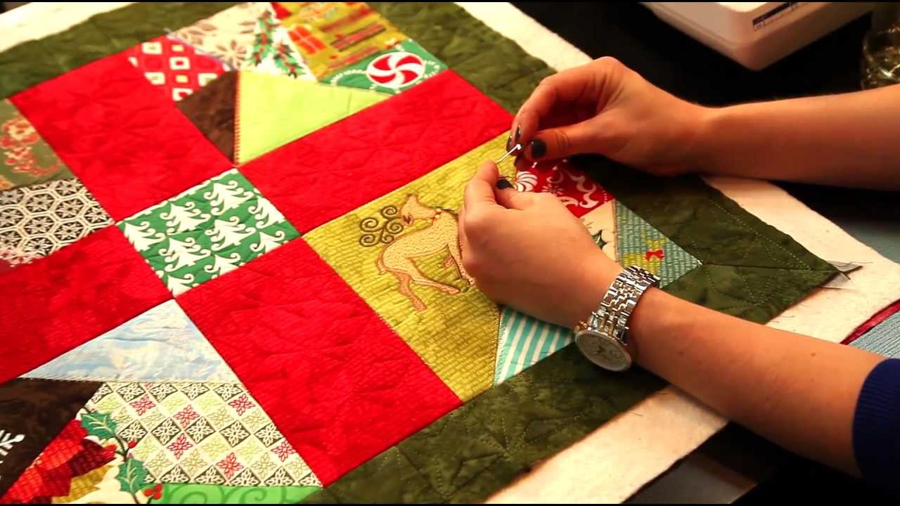 Finishing A Quilt Part 2- Adding Batting and Backing - YouTube : what is batting in quilting - Adamdwight.com