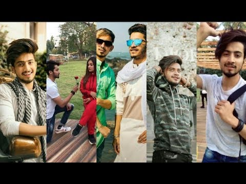 Friday Special Mr Faisu, Hasnain, Adnaan, Faiz Baloch & Team07 New Tik Tok Videos..♥