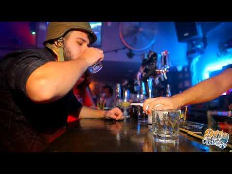 Коктейль Пятый элемент в Dance-Bar Tel-Aviv