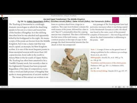 The Nile Valley Hebrew: THE MOTHER THEY MISSED PT2