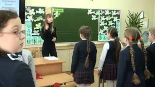 Савкина И. И. Урок музыки в Могилевской гор. гимназии №1 (2017)