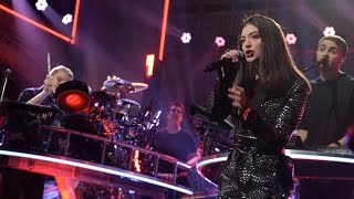 Lorde Denies Lip Syncing on SNL 'Magnets by Disclosure' Performance