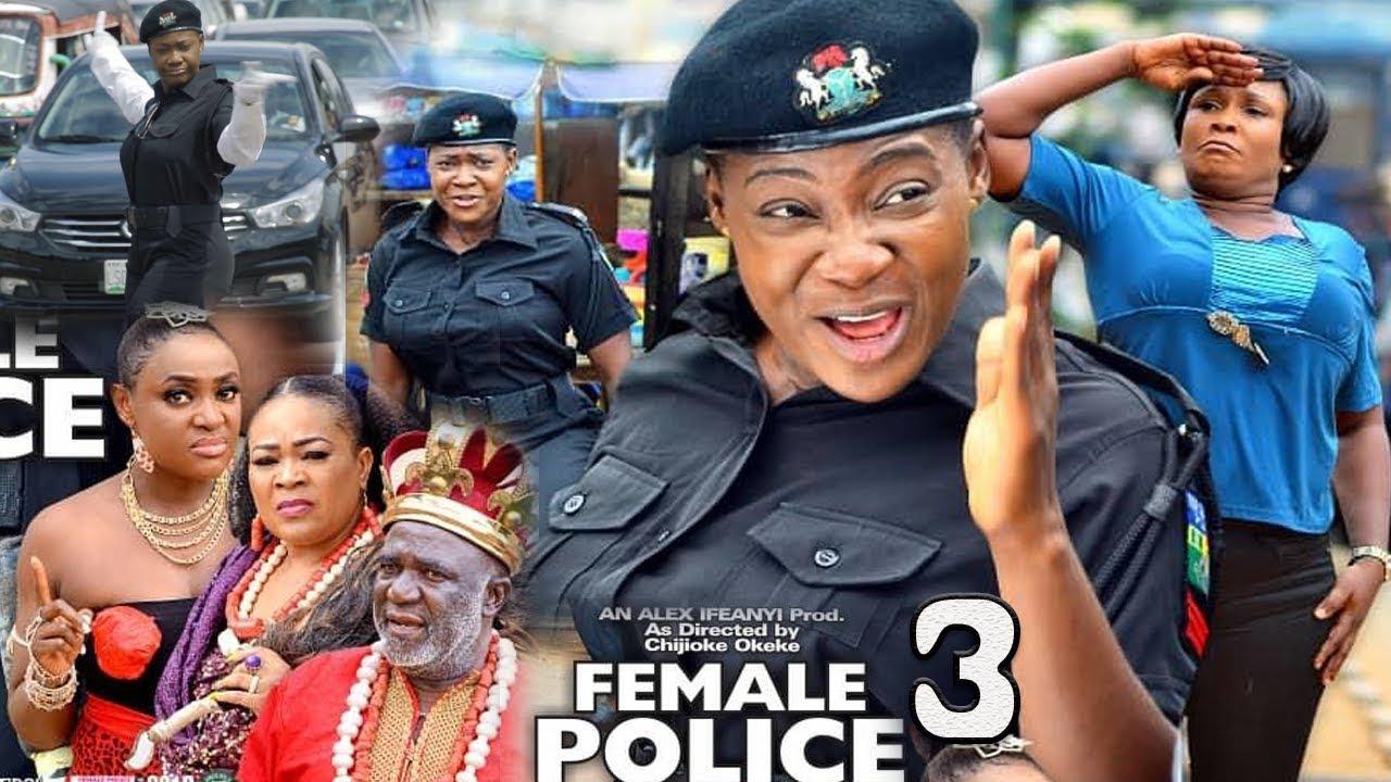 Download Female Police Season 3 - Mercy Johnson  New Movie  2019 Latest Nigerian Nollywood Movie
