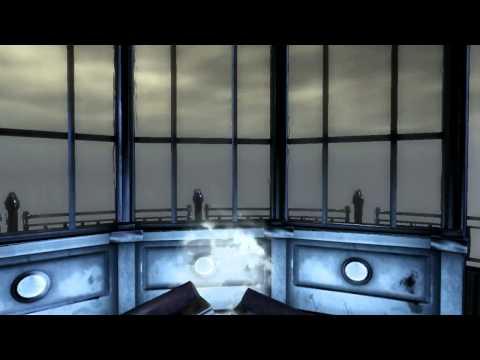 Bioshock Infinite capitulo 1] El padre Comstock y la ciudad flotante  Columbia