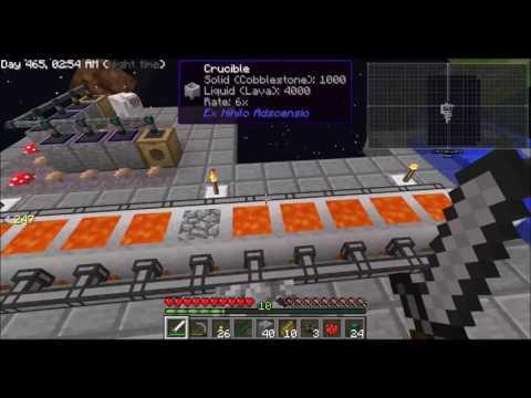 Sky Factory 3 E8 Refined Storage