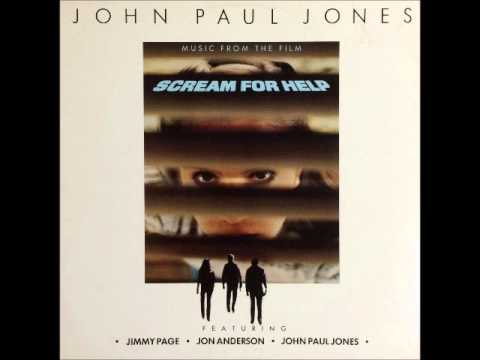 John Paul Jones - Scream For Help - Soundtrack Vinyl  (audio