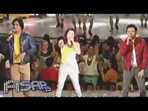 Yeng, Piolo & Erik sings 'Mga Kababayan Ko' on ASAP