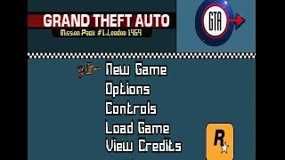 PSX Longplay [343] Grand Theft Auto: London 1969