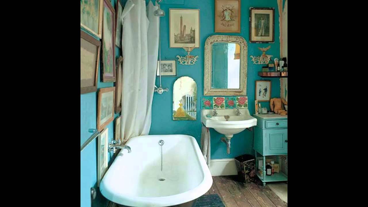 Vintage Bathroom Design Ideas Youtube