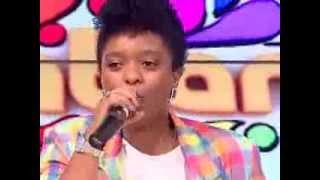 Girinha e Dj Tafinha cantam «Sou memo» no Zimbando   TV Zimbo  