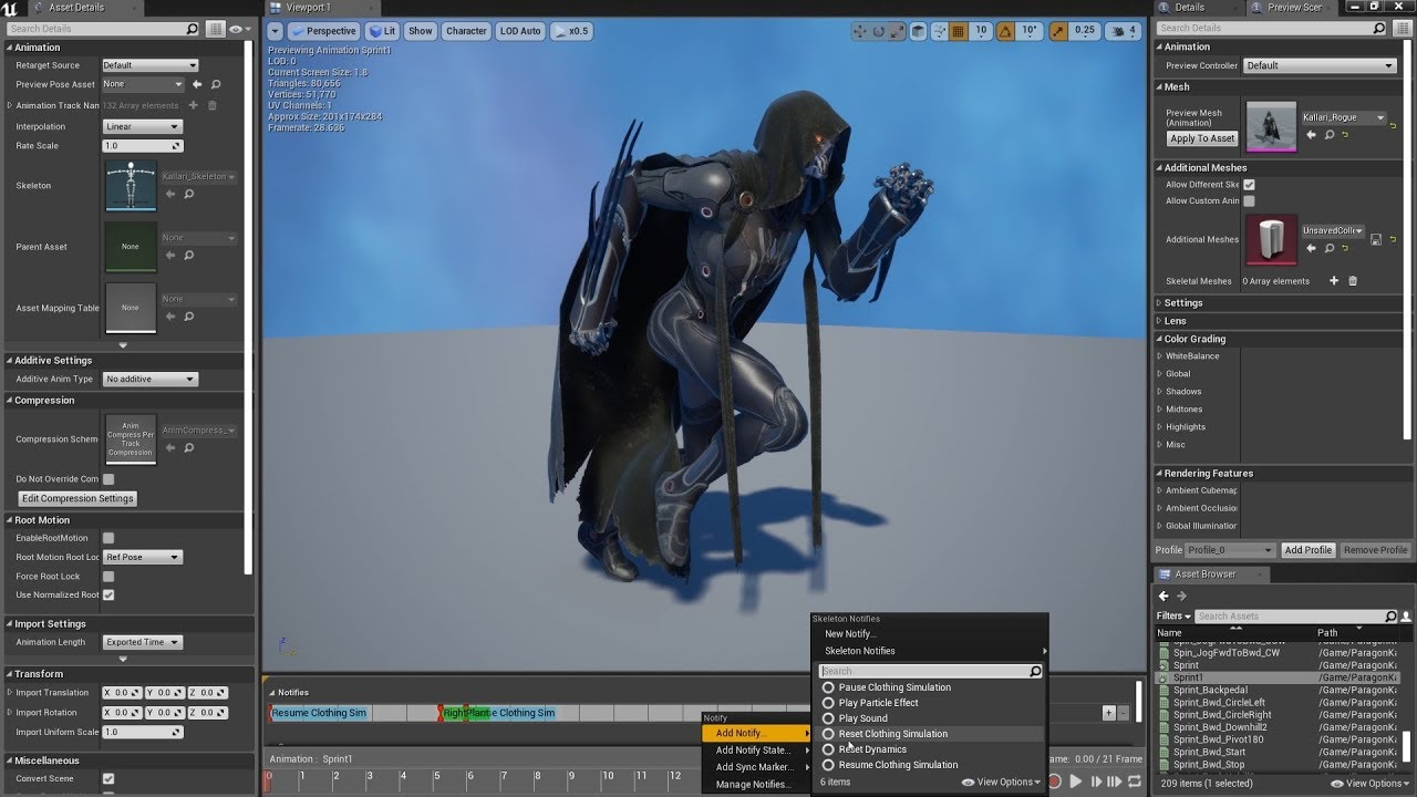 Unreal Engine 4 21 Released