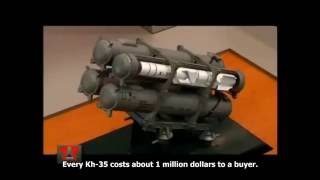 Deadly Kh-35 Russian Anti Ship Missile Documentary