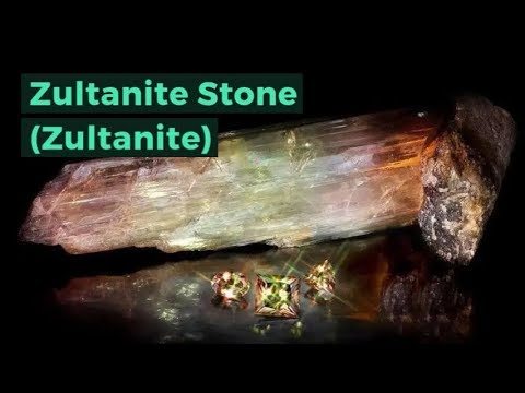 All You Want to Know About Zultanite Color Changing Stone