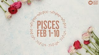 PISCES💖FEB 1-10 Reconciling with the past, and finally moving forward with peace!