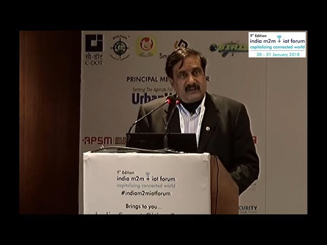 Dr Sameer Sharma, Additional Secretary, Ministry of Housing and Urban Affairs