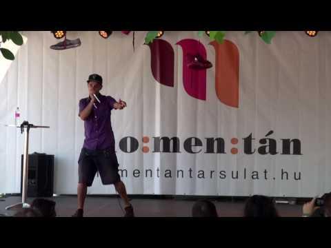 Beatbox Workshop by Döme/Doeme at Valley of Arts/Kapolcs/Momentán yard
