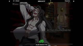 Death Match: Onani vs Hayama