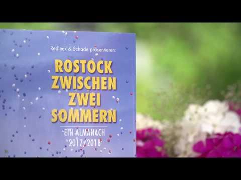 Rostock zwischen zwei Sommern