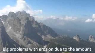 2010 - 7 - Dolomites, Rosengarten Traverse