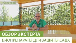 Биопрепараты для защиты сада(В этом видео наш эксперт расскажет о биопрепаратах для защиты сада. Купить биопрепараты можно здесь http://greens..., 2016-01-20T09:12:44.000Z)