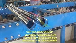 Solar Vacuum Tube with Cheap Price for India