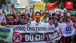 Biểu tình và luật biểu tình ở Việt Nam - BBC News Tiếng Việt