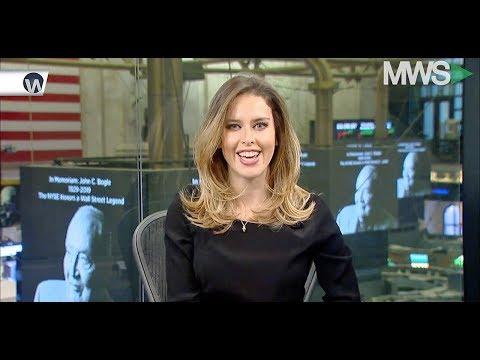 Olivia Voznenko mit dem US-Wochenausblick am 18.1.2019
