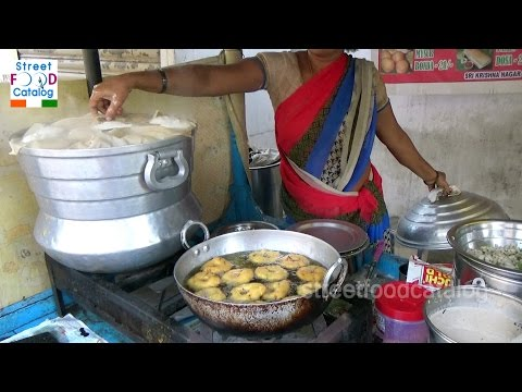 How to Idli - Dosa - Mysore Bajji & Vada Recipe - Indian Breakfast Recipes - Snacks Recipes Indian