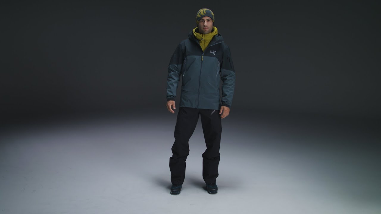 bd3193d5339 Arc'teryx - Rush Jacket Men's - Mintaka - YouTube