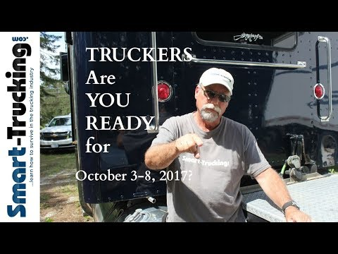 TRUCKERS- Are YOU Ready for Operation Black and Blue?
