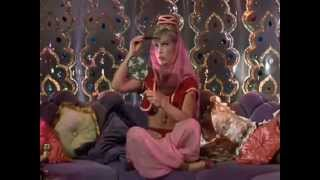 Repeat youtube video I DREAM OF JEANNIE IN A BOTTLE