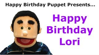 Funny Happy Birthday Lori - Birthday Song