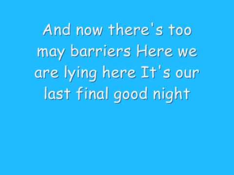 Barriers-David Archuleta (with lyrics).wmv