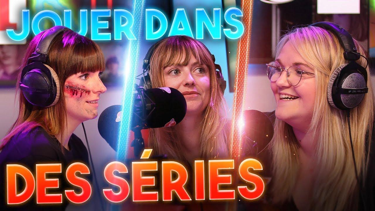 JOUER DANS DES SÉRIES AVEC LOLA DUBINI 🤩 - Marion et Anne So