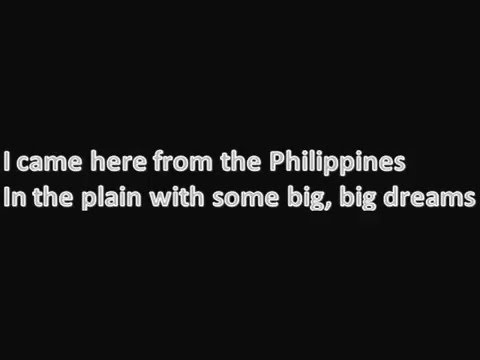 Black Eyed Peas - Someday (Lyrics)