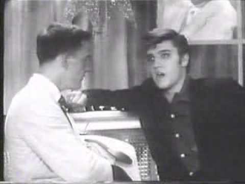 Elvis on Wink Martindale show 1956