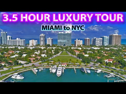 3.5 HOURS of LUXURY HOMES + PENTHOUSES !